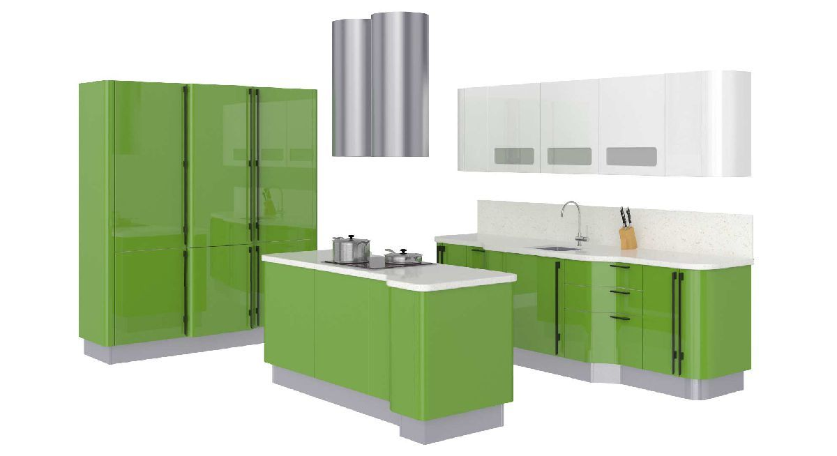 Jazz 4 Зеленый май