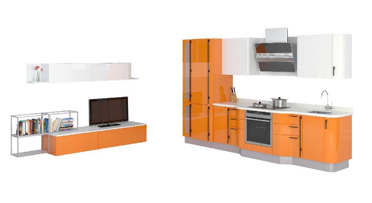 Jazz 6 Оранжевый