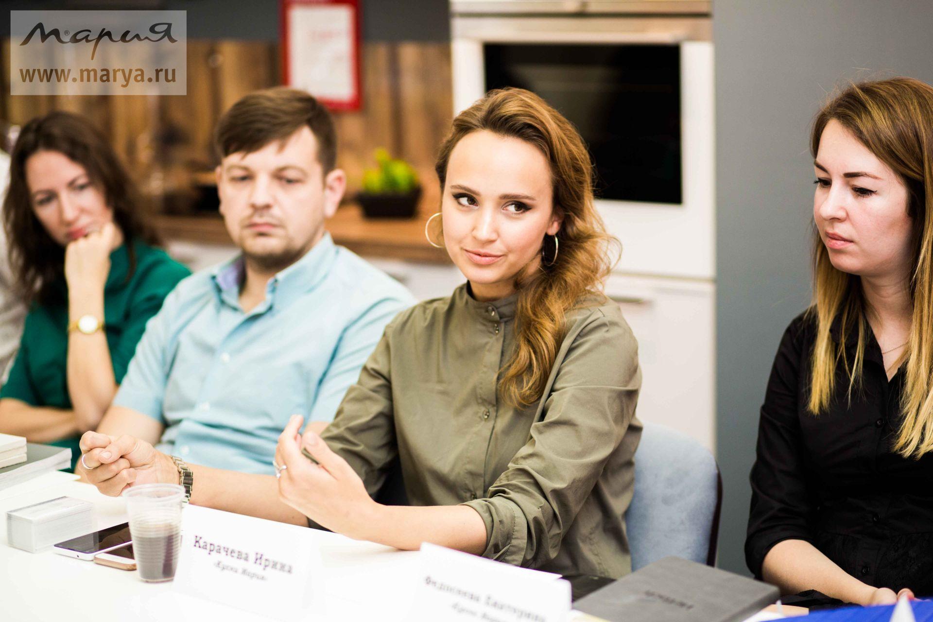 Дизайнеры Самары встретились в «Марии»