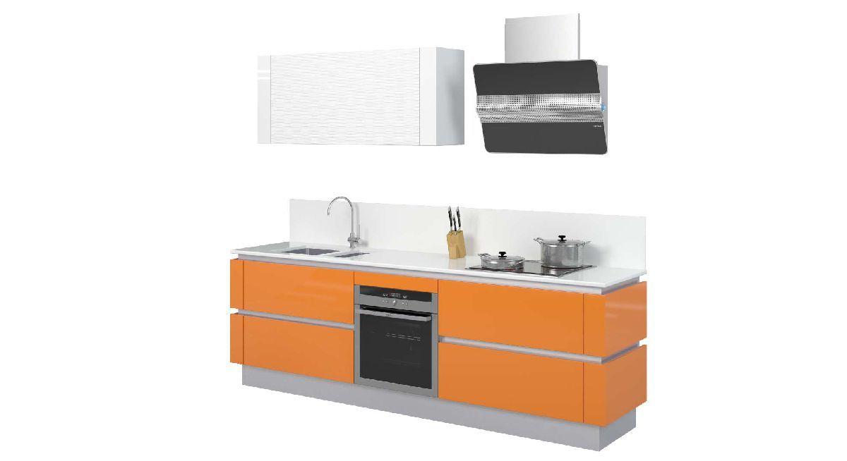 Jazz Plus 2 Оранжевый