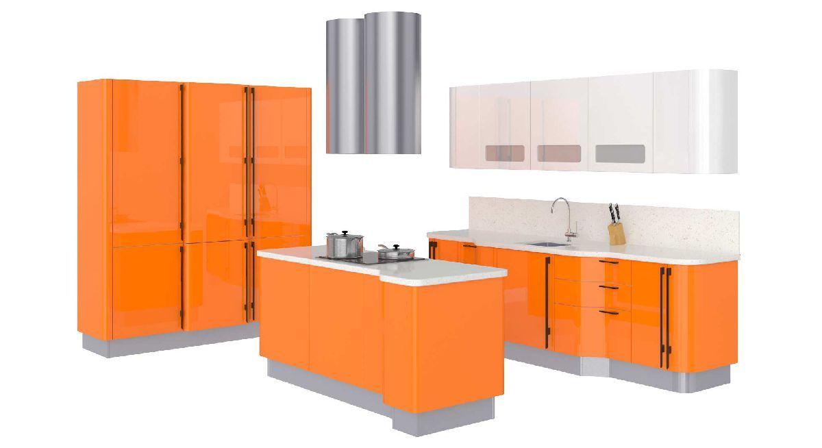 Jazz 4 Оранжевый