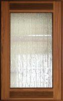 Фасад со стеклом Primula
