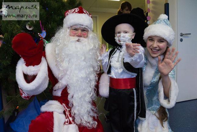 Более 80 детей получили желаемые подарки от Компании «Мария» на Новый год!