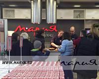 «Мария» провела дегустацию выпечки в ТК «Твой Дом»