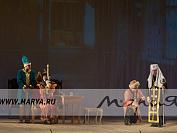 Благотворительный спектакль «Шуры-муры» в Воронеже собрал аншлаг!