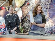 Анфиса Чехова приготовила итальянские блюда в проекте «Звездный шеф»
