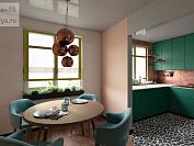 Кухня «Мария» в новом выпуске «Квартирного вопроса»