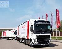 Автопарк «Марии» пополнился новыми грузовыми автомобилями Volvo
