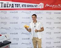 «Марию» посетил актер Станислав Ярушин