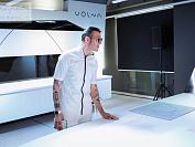 Карим Рашид в Саратове  запустил в производство первую кухню Karma