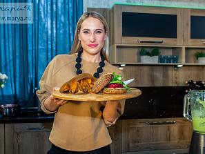 Здоровый фастфуд от Марики на кухнях «Мария»!