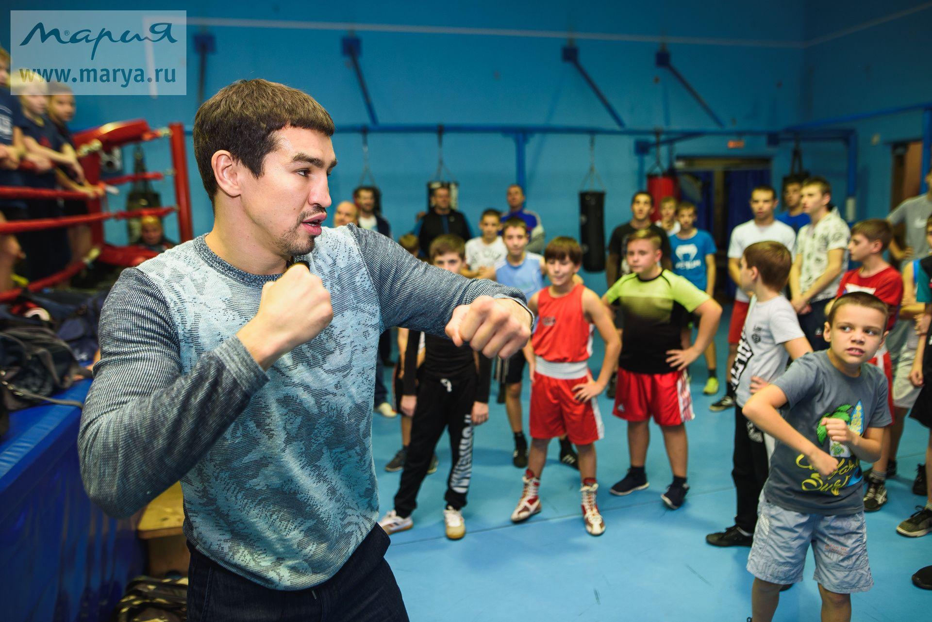 Что объединяет основателя мебельной фабрики и чемпиона по боксу? Любовь к спорту и умение побеждать!