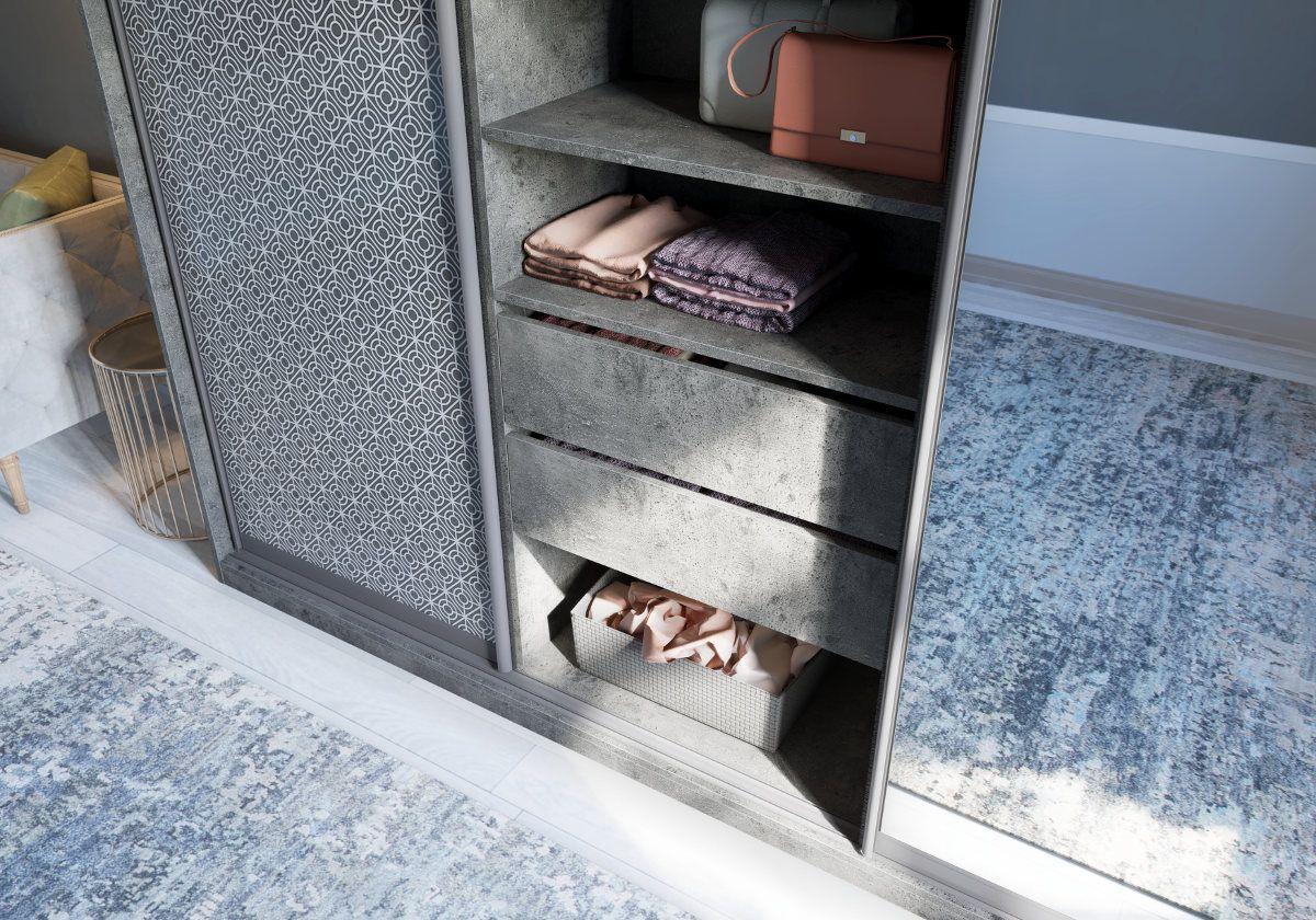 Совершенство изнутри: ящики Hettich в шкафах «Мария»