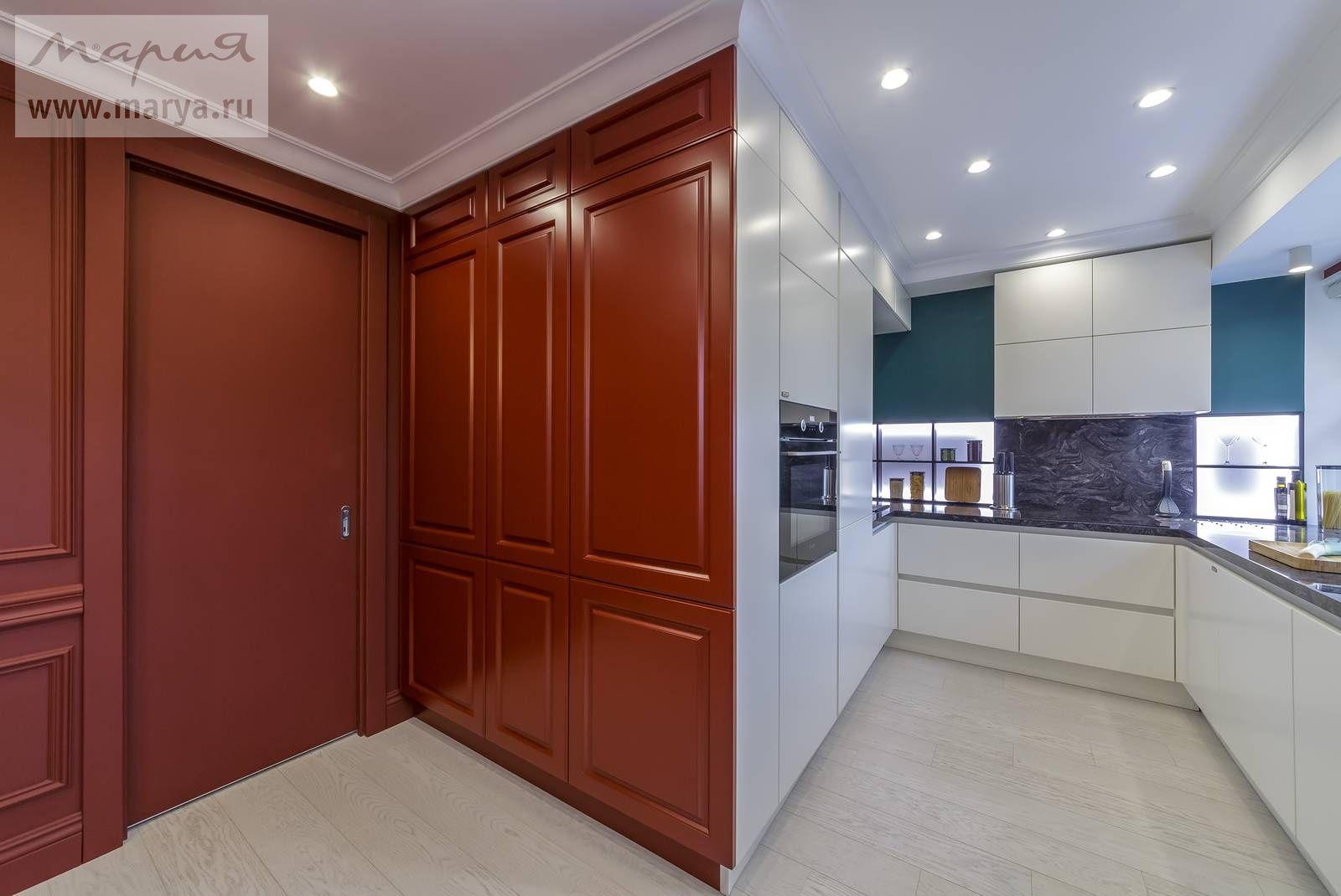«Квартирный вопрос»: «Гранатовая кухня»