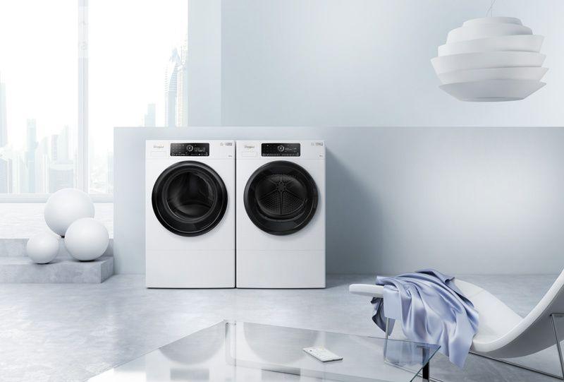 Стиральная и сушильная машина - идеальная пара для вашего дома
