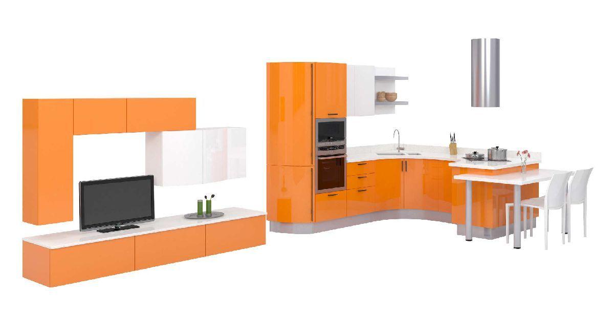 Jazz 5 Оранжевый