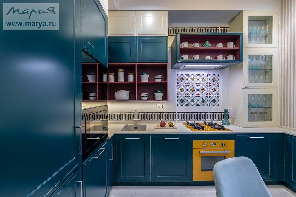 «Квартирный вопрос»: «У Лукоморья. Интерьер кухни со сказочными мотивами»