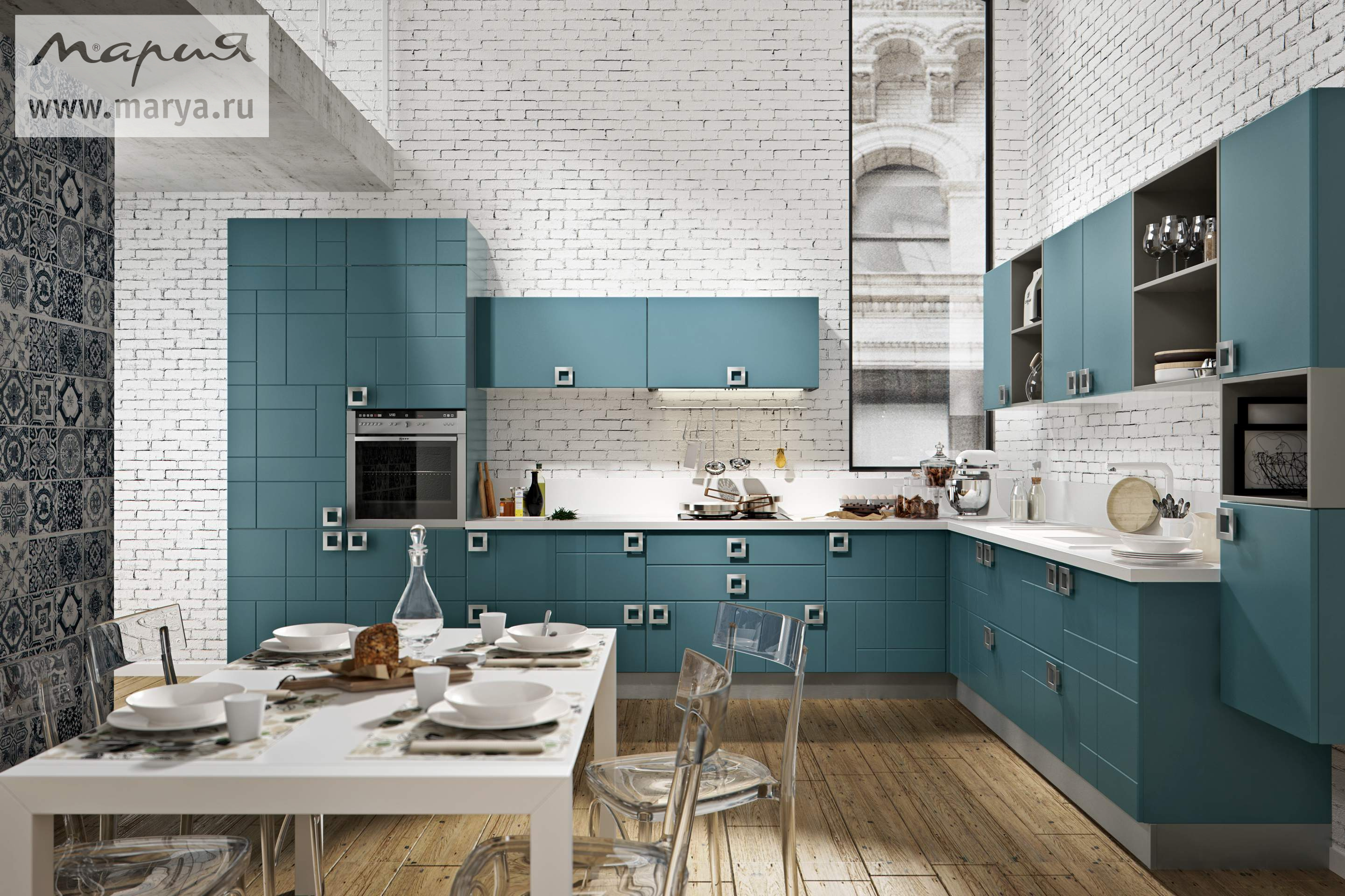 Кухня Twist