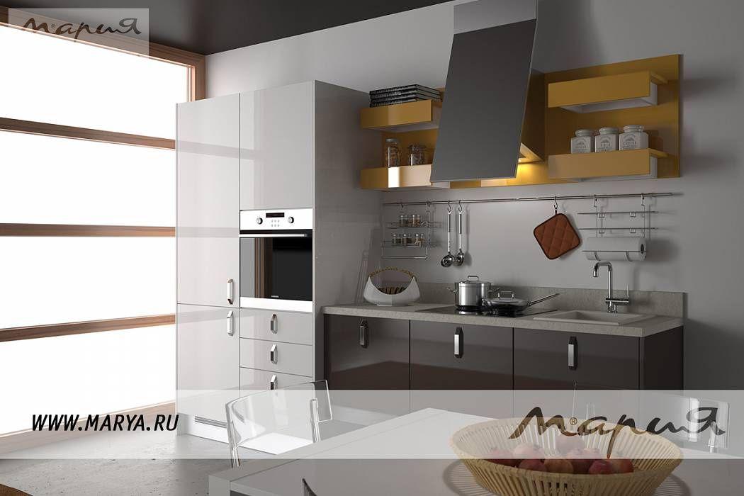 Новые тренды 2017 года в дизайне кухонь