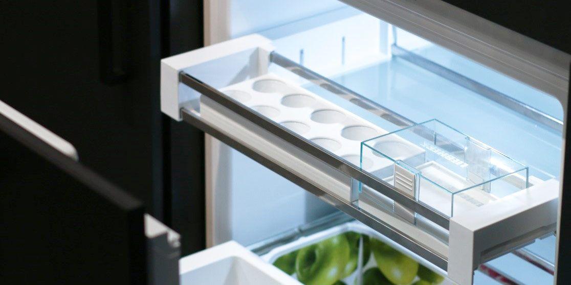 Техника месяца: встраиваемые под столешницу холодильники