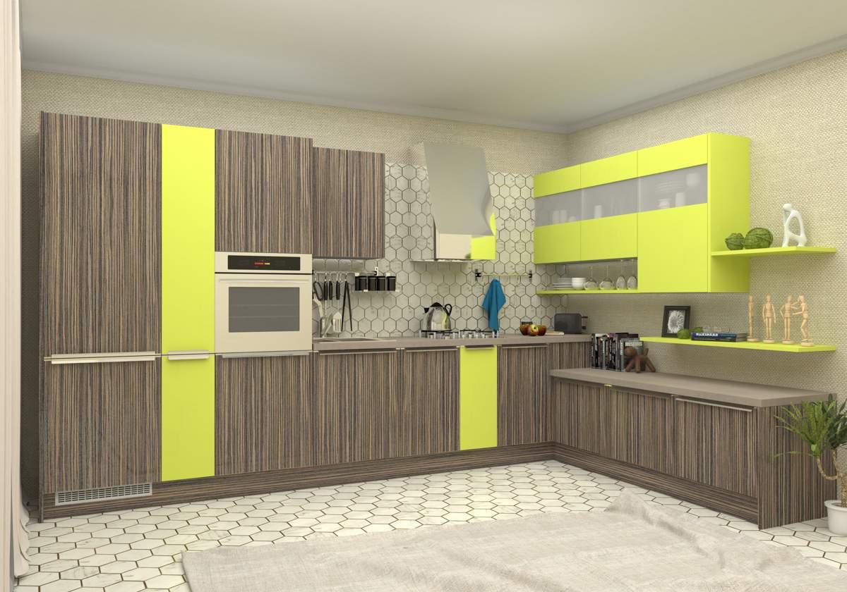 Функциональные кухни