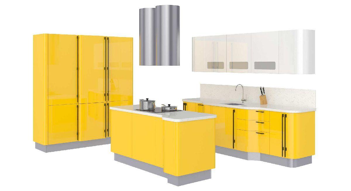 Jazz 4 Желтый
