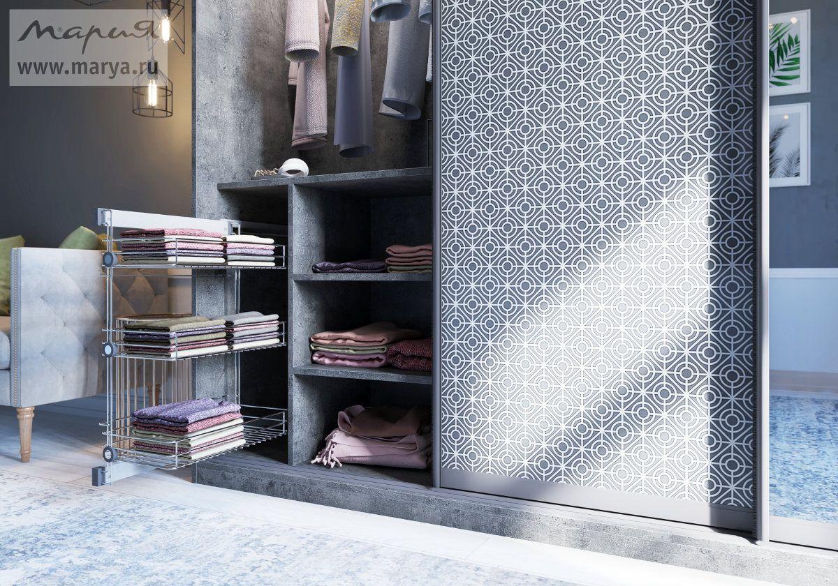 Мебельная фабрика «Мария» запускает собственное производство шкафов