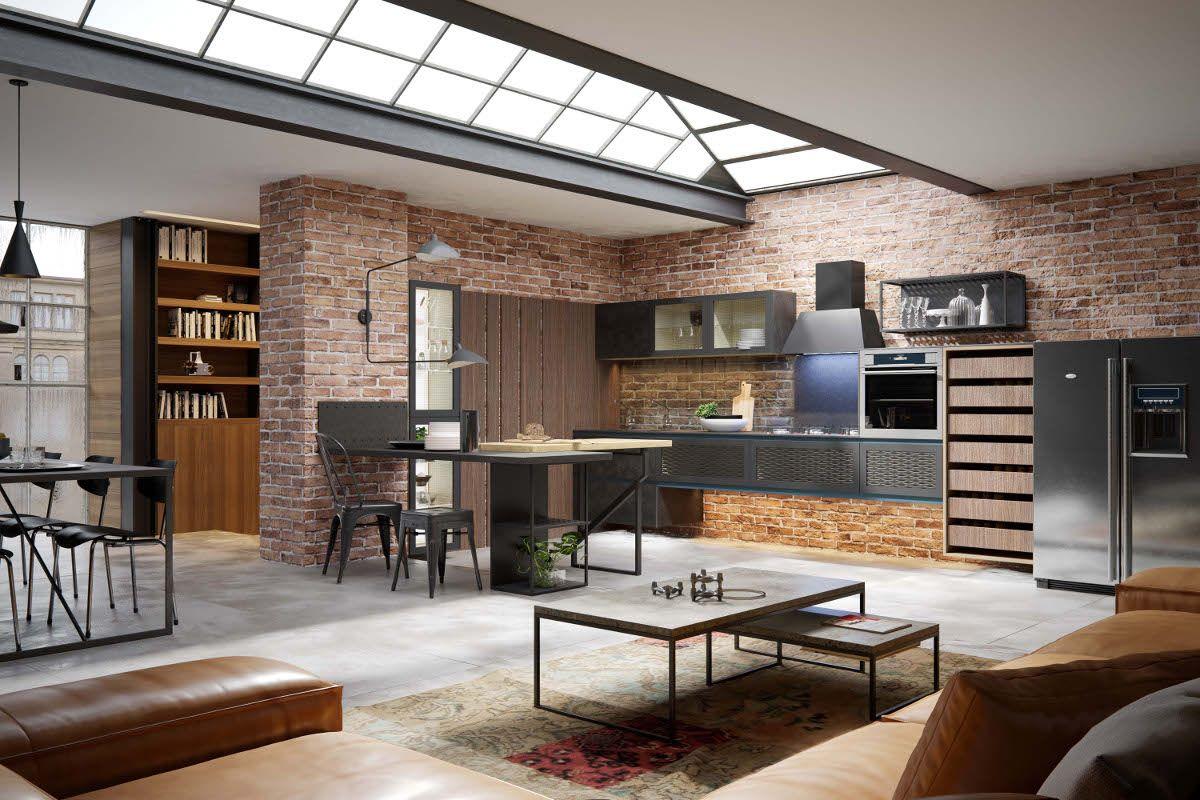 Пять новых кухонь для очень важных персон