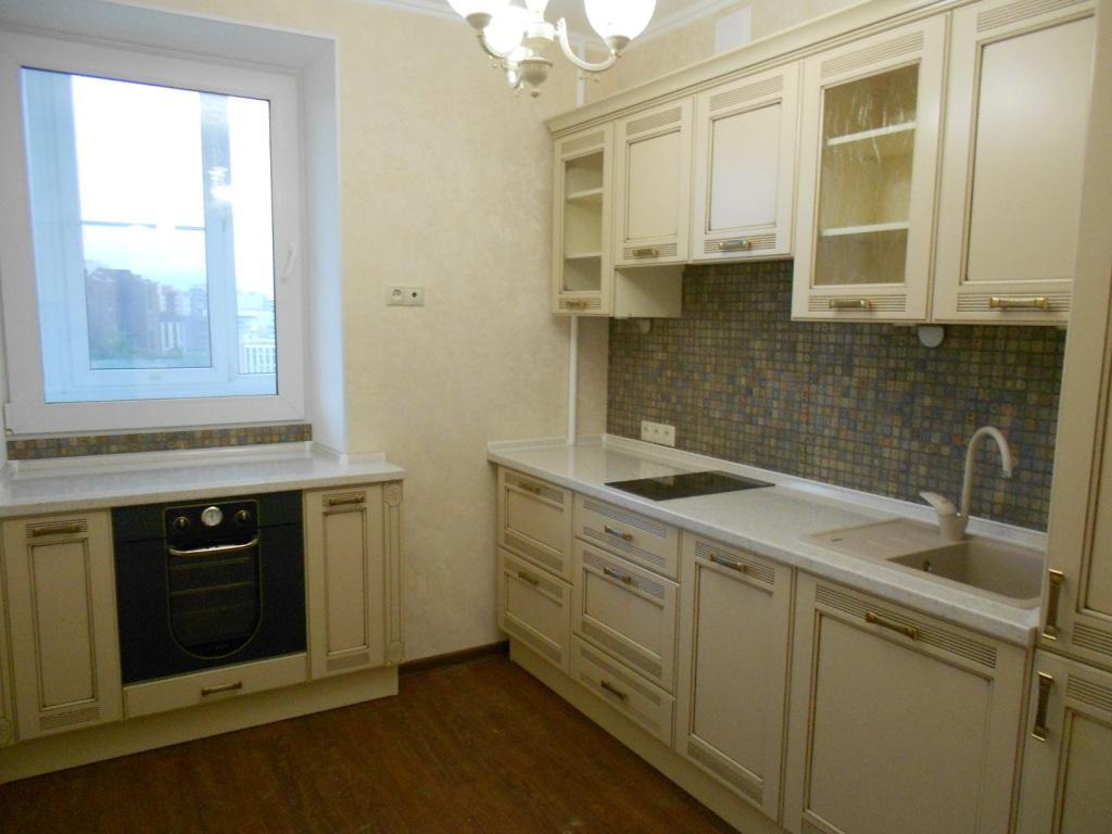 Кухня в окно...