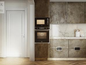 Современное шале: кухня Spark в программе «Дачный ответ»
