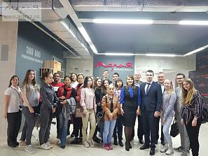 «Марию» посетили 30 иностранных студентов и преподавателей