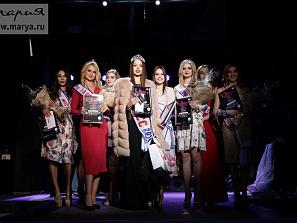 «Мария» вручила свой приз участнице конкурса «Мисс «Русское радио» Тольятти!