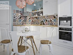 Flatplan и фабрика «Мария» создали коллекцию кухонь для Flatplan Store