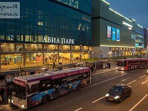 «Мария» теперь и в торговом центре «Авиапарк»!